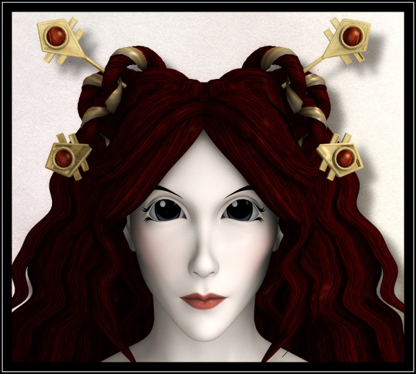 sheriwyn-red-toon