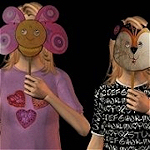 0child-paper-masks