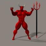 devil-trident