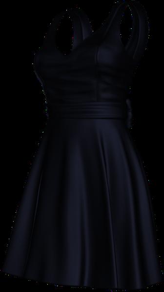 temp-satin black