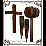 props-vampire hunting kit