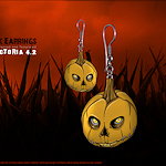 pumpkin-jack-earrings