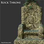 stpat_props-Rock-Throne