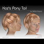 cinco_hair-Kozs-Pony