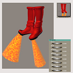 space_clothes-m4-flame-bootz