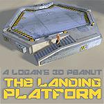 space_scene-landing-platform