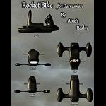 space_vehicles-Rocket-Bike