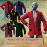 cinco_clothes-genesis-smoking-jacket