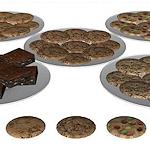 summer_food-cookies+brownies
