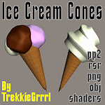 summer_food-icecreamcones