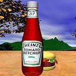 summer_food-ketchup