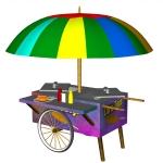 corn-dog-cart