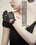 word-art-woman-black-glove