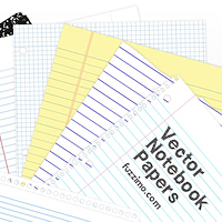bts_2d-vector-notebook-papers