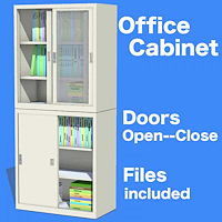 bts_furniture-Office Cabinet Full
