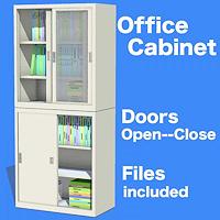 bts_furniture-Office Cabinet Full