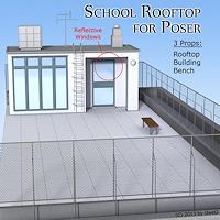 bts_scene-school rooftop