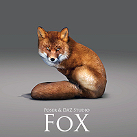 zoo_animals-Fox