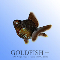 zoo_animals-Gold Fish PLUS