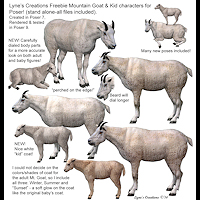 zoo_animals-Mountain Goats