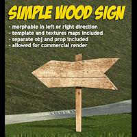 zoo_lgp-simple wood sign