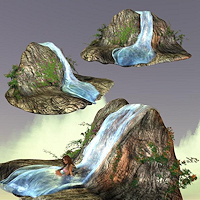 zoo_nature-fairy waterfall