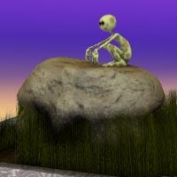 zoo_nature-rock prop