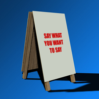zoo_props-sign board