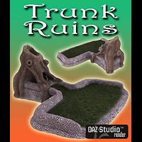 zoo_props-trunk ruins