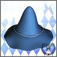 H2014-gaudi-filz-hat