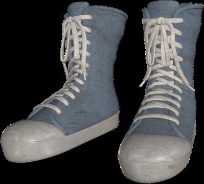 temp-khlwn shoes denim dirty