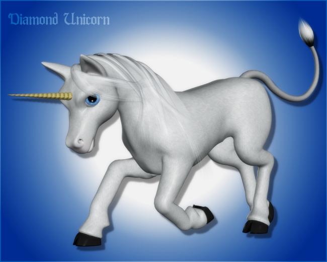 diamond-unicorn