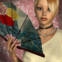 harlem_jewelry-v4 pearls + fan