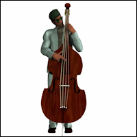 harlem_music-Bass Fiddle