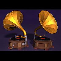 harlem_music-gramophone