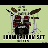 harlem_music-ludwig-drum-set
