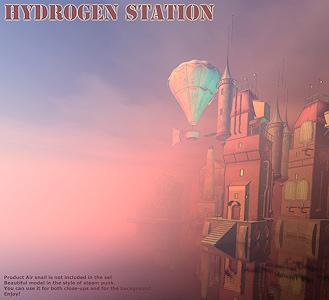 1-scene_Hydrogen-Station