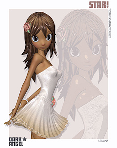 2-Characters_Star Dark-Angel
