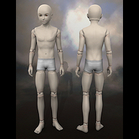 Characters_G1 Ball Joint Doll 2