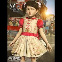 clothes_k4_DAZ-50s dress