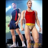 clothes_m4_DAZ-basic wear