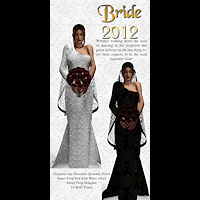 Clothes_V4 Bride 2012