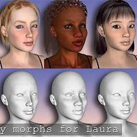 dolls_characters-laura morphs