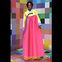 dolls_Clothes-G2F Hanbok