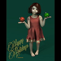dolls_clothes-k4-Snowdrop Dress