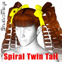 dolls_hair-spiral twin tails