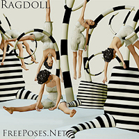 dolls_poses-v4 rag doll