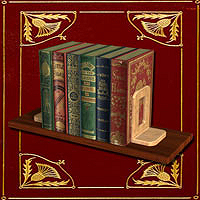 dolls_props-books and shelf