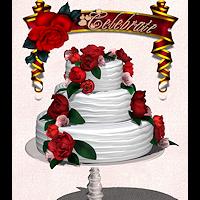Props_Wedding Cake 1