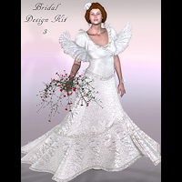 Textures_Bridal Design Kit 3